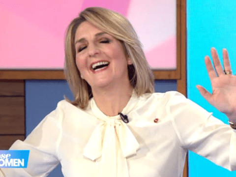 Loose Women's Kaye Adams swiftly apologises to Cheryl after dig: 'I didn't mean that!'