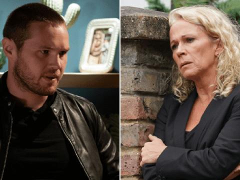 EastEnders spoilers: Keanu Taylor gets rid of Lisa Fowler as she exits?