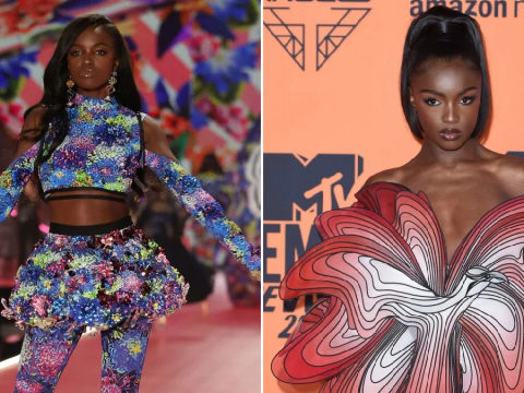 Leomie Anderson on becoming the first black British Victoria's Secret angel: 'It means everything'