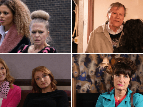 12 soap spoiler pictures: EastEnders arrest, Coronation Street fire, Emmerdale reveal, Hollyoaks return