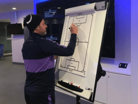 Mauricio Pochettino's assistant shares heartbreaking picture of his goodbye message to Tottenham players