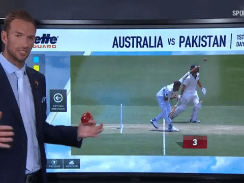 Ricky Ponting fumes as umpires miss 21 no-balls during Australia v Pakistan Test