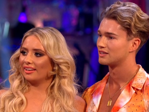 Strictly Come Dancing's Saffron Barker eliminated after shock dance-off against Karim Zeroual