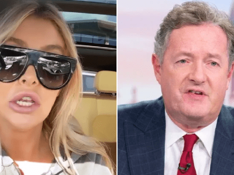 Piers Morgan lashes out at Caitlyn Jenner's 'close friend' Sophia Hutchins amid sex life row