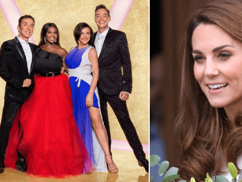 Kate Middleton is a huge Strictly Come Dancing fan and we love to see it