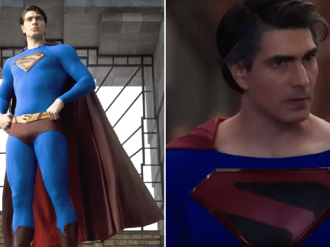 Crisis On Infinite Earths teases Brandon Routh's return as Superman after 12 years away