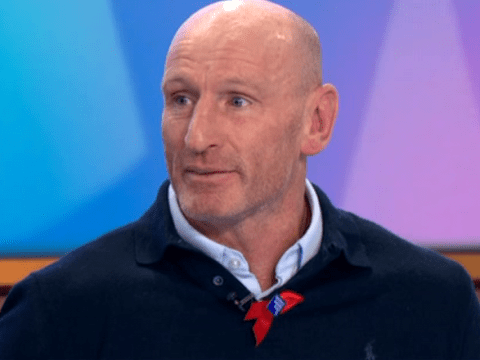 Gareth Thomas on taking the 'power' over his HIV diagnosis: 'I'm okay with it'