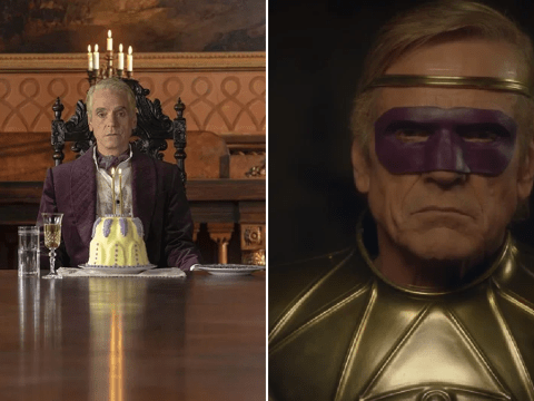 Watchmen's Jeremy Irons finally confirmed as Ozymandias and we're psyched