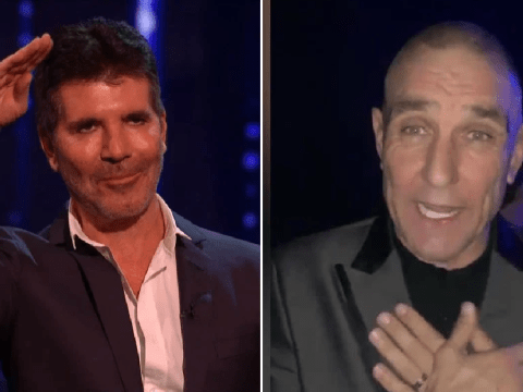 Vinnie Jones thanks Simon Cowell for helping him through grief following X Factor: Celebrity exit