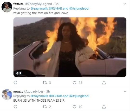 Fans about Zayn Malik