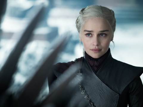 Emilia Clarke reveals 'hell' behind final Daenerys Targaryen scene Game of Thrones which sparked anxiety: 'I couldn't do it'