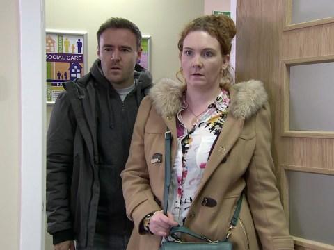 Coronation Street spoilers: Shock split for Fiz Stape and Tyrone Dobbs?