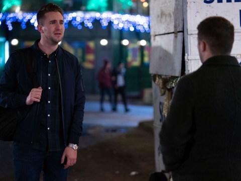 EastEnders Christmas spoilers: Exit for Callum Highway as he leaves Walford?