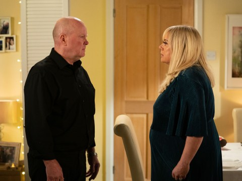 EastEnders Christmas spoilers: Letitia Dean reveals 'twists and turns' as Phil Mitchell discovers Sharon's secret