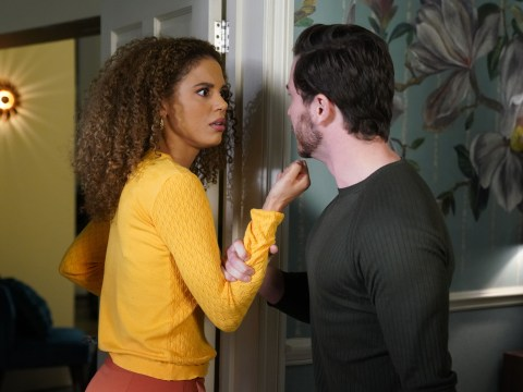 EastEnders spoilers: Gray Atkins lashes out as Chantelle isn't pregnant