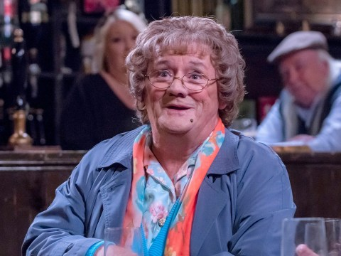 Mrs Brown's Boys star Brendan O'Carroll denies his generation is to blame for environmental crisis: 'Our generation were doing it right'