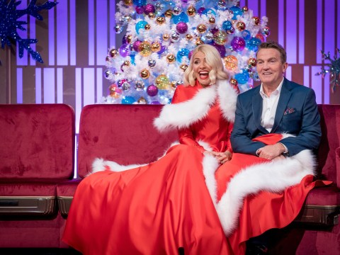 Holly Willoughby 'teaming up with Bradley Walsh' over Phillip Schofield for full Take Off series