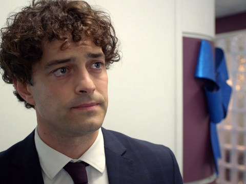 Holby City spoilers: Exit for Lee Mead as Lofty leaves the soap
