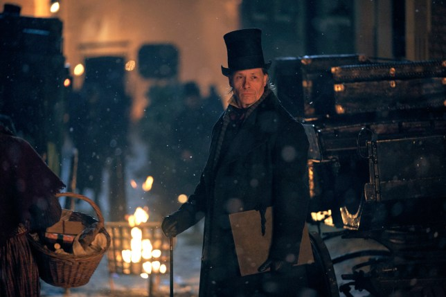 A Christmas Carol cast: Who is in the Tom Hardy BBC adaptation? | Metro News