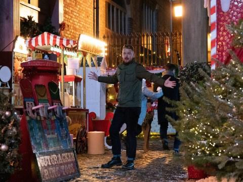 Coronation Street spoilers: Mikey North reveals Christmas stunts