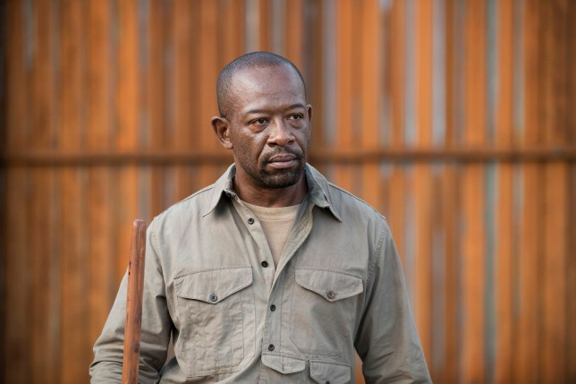 Lennie James Fear The Walking Dead