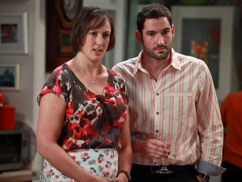Will Lucifer's Tom Ellis return for Miranda: My Such Fun Celebration? Stevie star Sarah Hadland's teases epic returns