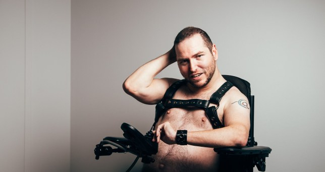 I became a porn star to prove that disabled people are sexy