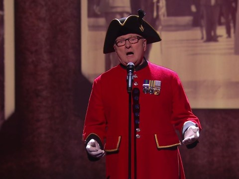 Colin Thackery has fans in tears once again as he fulfills dream of singing at the Royal Variety Performance