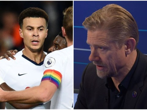 Peter Schmeichel blames Ashley Young for Dele Alli's goal against Manchester United