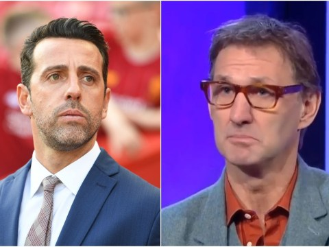 Tony Adams criticises Edu and Raul Sanllehi after Arsenal's defeat to Chelsea