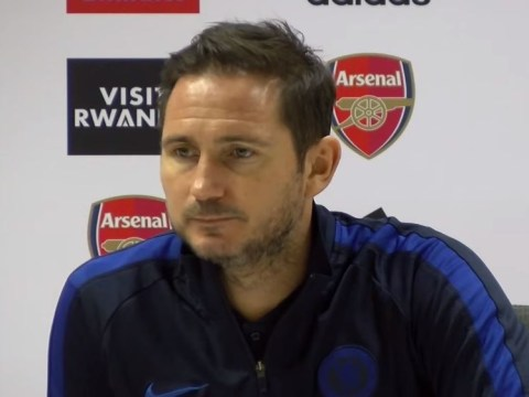 Frank Lampard praises Mikel Arteta after Arsenal's defeat to Chelsea