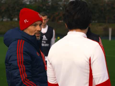'No team can defend against that' – Freddie Ljungberg teaches new approach in Arsenal training