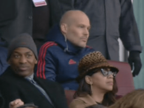 Mikel Arteta explains why Freddie Ljungberg was sat in the stands for Chelsea clash