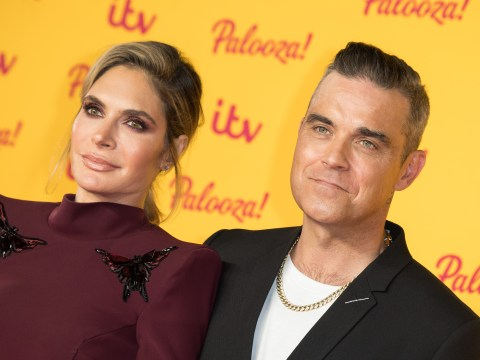 Robbie Williams recalls meeting wife Ayda Field hours after sleeping with his drug dealer