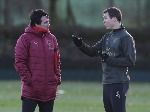 Unai Emery struggled to motivate Arsenal's top players, admits Stephan Lichtsteiner