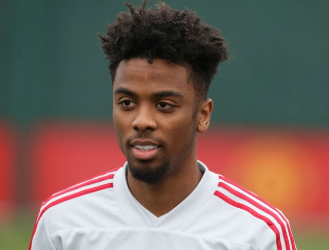 Angel Gomes hints at Manchester United exit by deleting traces of club from Instagram account