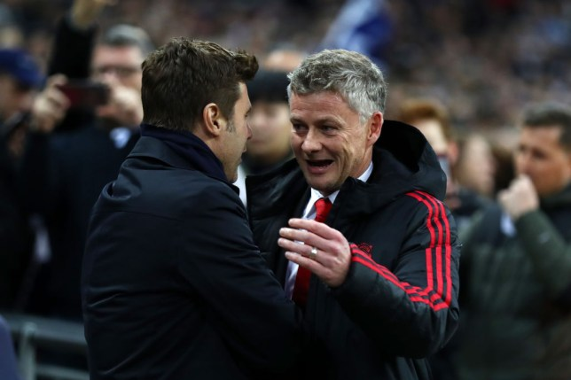 Louis Saha has warned Man Utd fans who want Mauricio Pochettino to replace Ole Gunnar Solskjaer
