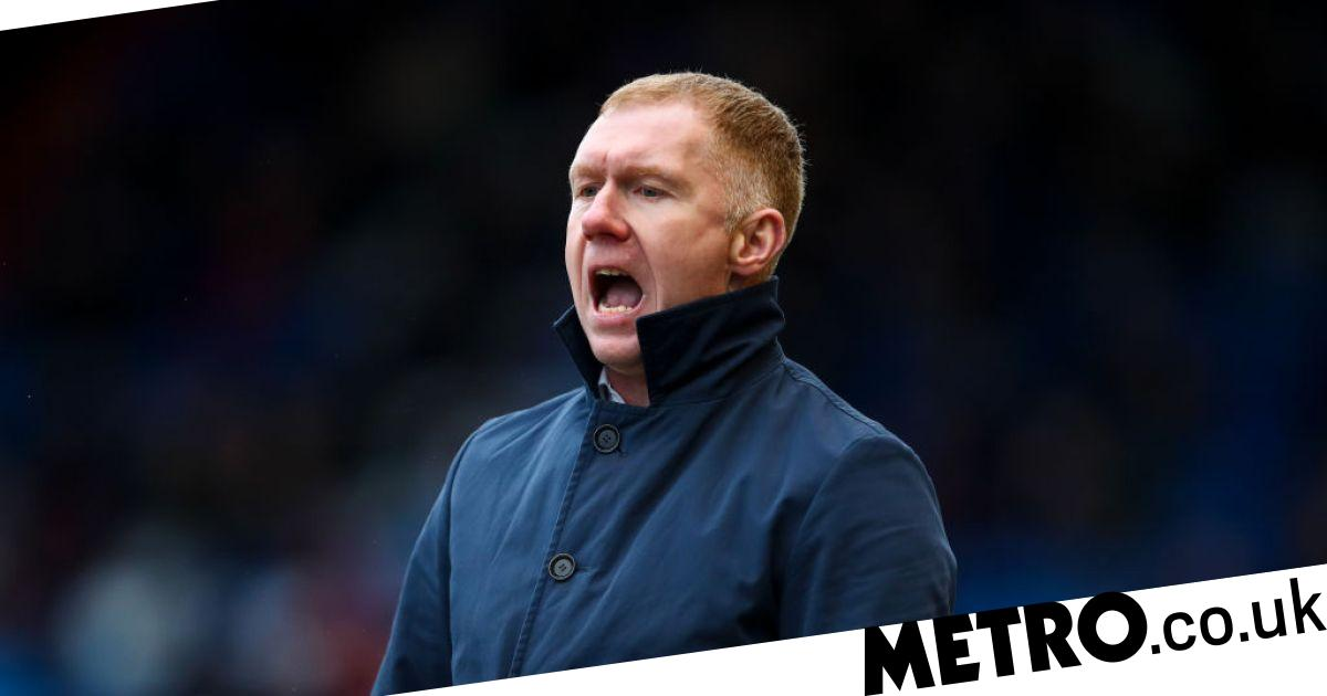 Man Utd legend Paul Scholes slams Anthony Martial despite Chelsea goal