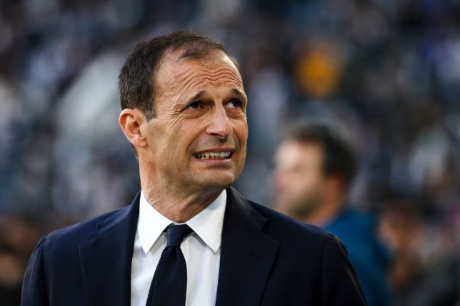 Former Juventus boss Max Allegri linked with Arsenal