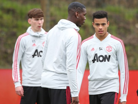 Paul Pogba reveals his advice for Manchester United youngsters Mason Greenwood and Brandon Williams