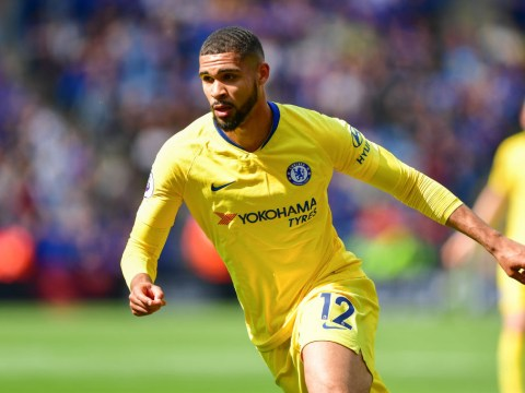 Frank Lampard reveals Ruben Loftus-Cheek injury setback