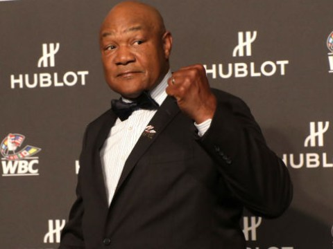 George Foreman advises Anthony Joshua to copy Muhammad Ali in Andy Ruiz Jr rematch