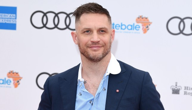 Tom Hardy left with 'extensive damage as car ploughs into front of his house'