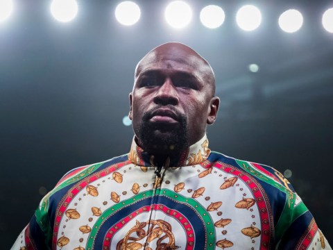 Floyd Mayweather reacts to topping Forbes rich list ahead of Lionel Messi and Cristiano Ronaldo