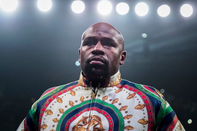 Floyd Mayweather was the highest earning star of the decade as per Forbes' rich list