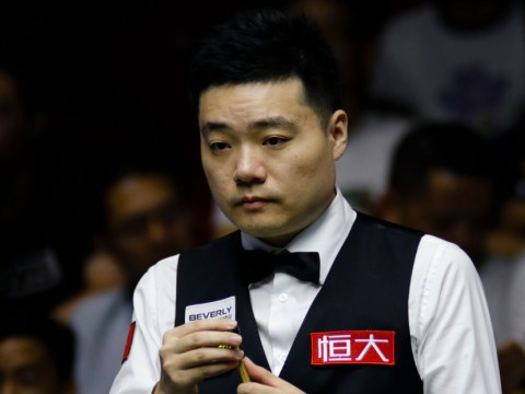 Ding Junhui 'could easily drop out of the top 40,' reckons Ronnie O'Sullivan
