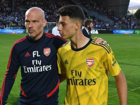 Gabriel Martinelli reveals talks with Freddie Ljungberg helped kick start his Arsenal career