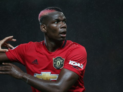 Paul Pogba out of Manchester United clash with Jose Mourinho's Tottenham Hotspur