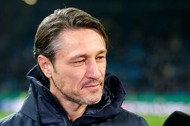 Niko Kovac was heavily linked with the Arsenal job over the weekend