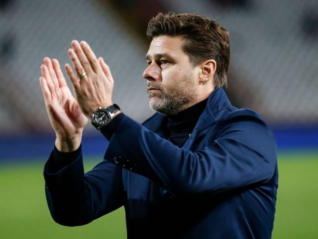 Former Tottenham boss Mauricio Pochettino has been heavily linked with Arsenal